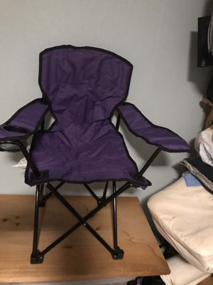 Kids portable chair with umbrella for Sale in Sacramento, CA