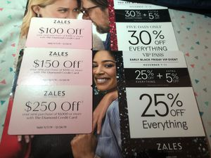 FREE Zales coupons for Sale in Houston, TX