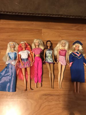 Barbie dolls for Sale in Greenville, SC