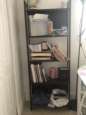 Set of Black/Brown IKEA Bookshelves for Sale in Fort Lauderdale, FL