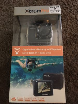 Sportcam with wifi (no GoPro) for Sale in Indianapolis, IN