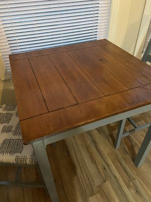 Table and two chairs for Sale in Tigard, OR