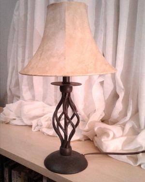 Wrought Iron Lamp for Sale in San Antonio, TX