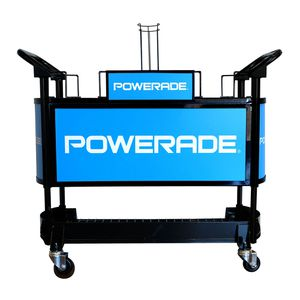 Brand New Powerade Sideline Cart! for Sale in Fresno, CA