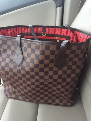 Designer Tote Purse Handbag Neverful Shoulderbag for Sale in Fort Washington, MD