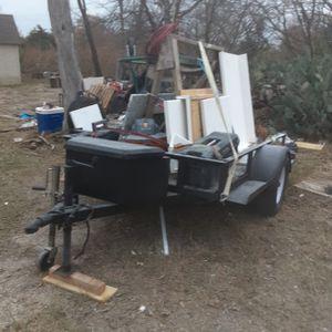 Traila 5x8 for Sale in Dallas, TX
