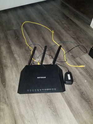 Netgear Nighthawk Smart Wifi Router for Sale in Jacksonville, FL