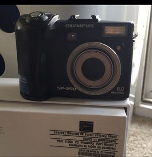 Olympus SP-350 Digital Camera for Sale in Ashburn, VA