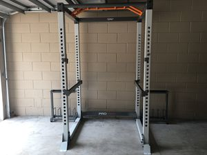 Fitness Gear Pro Full Rack 600 for Sale in Orlando, FL