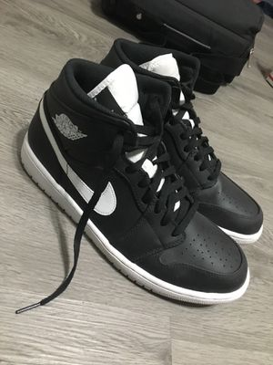 Air Jordan 1s Black and White Size 11 for Sale in Tempe, AZ