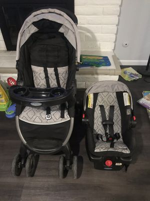 stroller and infant car seat for Sale in Fresno, CA