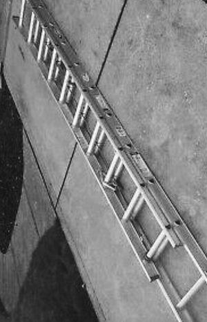 20 ft extension ladder aluminum for Sale in Cartersville, GA