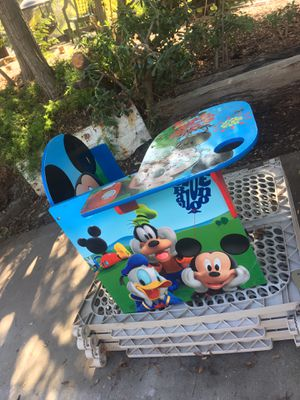 Mickey Mouse kids desk for Sale in Lakeside, CA