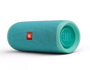 JBL Portable Waterproof Speaker Flip 5-Teal for Sale in Arlington, VA