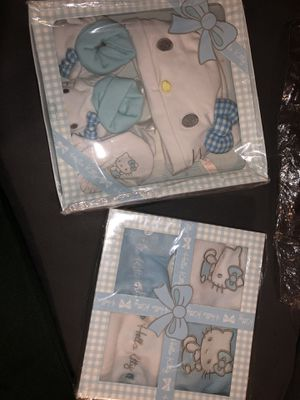 Sanrio Hello Kitty Baby Boy Infant Newborn Set for Sale in Los Angeles, CA