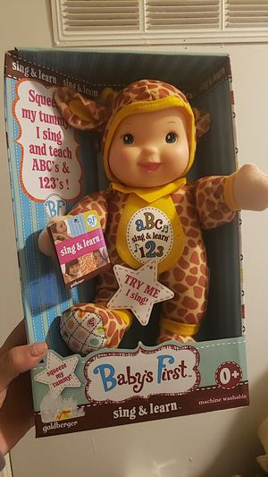 New baby doll for Sale in La Habra, CA