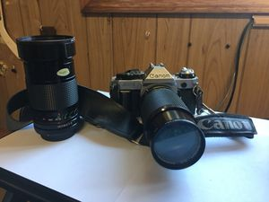 Vintage camera for Sale in Islip Terrace, NY