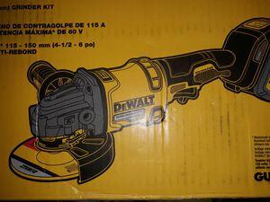 DeWalt Battery Powered Grinder Kit for Sale in Gibsonton, FL