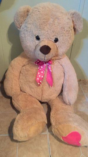 big teddy bear stuffed animal for Sale in Dover, FL