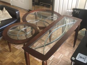 Set of tables for Sale in Jersey City, NJ