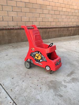 Mall racer kids cart. Stroller. for Sale in Ontario, CA