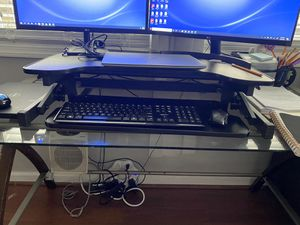 Standing desk for Sale in Springfield, VA