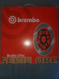 Brembo Brake Disc - Serie ORO for Sale in Fairfax,  VA