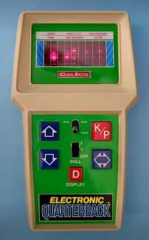1978 Coleco Electronic Quarterback Game Works IOB for Sale in Chicago Ridge, IL