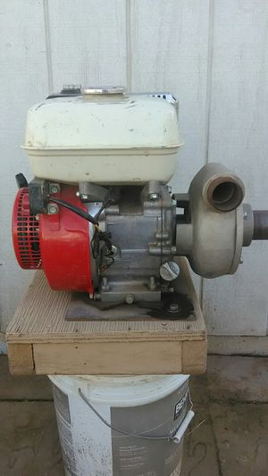 Water pump honda gas powered water pump gold mining equipment pool pump water transfer pump for Sale in Phoenix, AZ