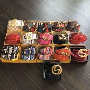 Designer plug shirts belts and bags for Sale in Springfield, VA