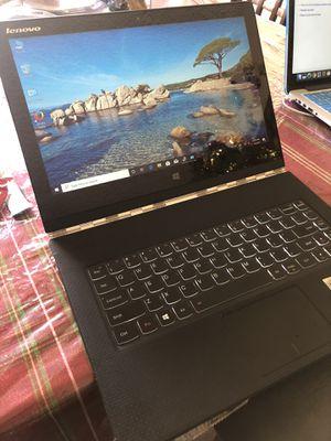 Touchscreen 14inch Lenovo yoga 3 Corey-5y71 256msata for Sale in Chula Vista, CA