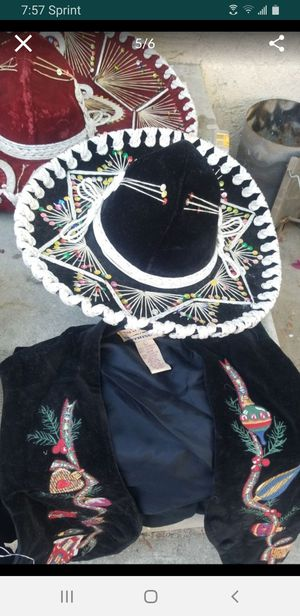 sombreros 20 dollars for all ... for Sale in Whittier, CA