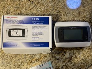 Thermostat (programmable & wireless) for Sale in Austin, TX