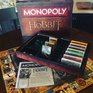 """BRAND NEW """"The Hobbit"""" Monopoly for Sale in Denver, CO"""