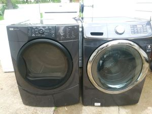 Samsung / Kenmore front load washer dryer for Sale in St. Louis, MO