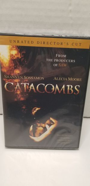 Catacombs dvd for Sale in Piney Flats, TN