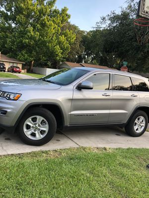 2017 Jeep Grand Cherokee for Sale in Land O Lakes, FL
