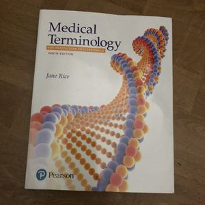 Medical Terminology Book for Sale in Vallejo, CA