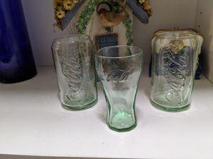 Collectible Authentic Coco-Cola Glassware for Sale in Lodi, CA