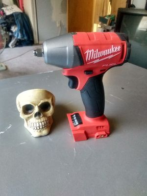 "Milwaukee fuel 3/8"" impact wrench ""Stubby"" (TOOL ONLY) for Sale in Pasadena, MD"