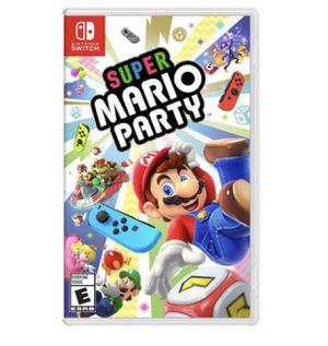 Mario party for Sale in Delray Beach, FL