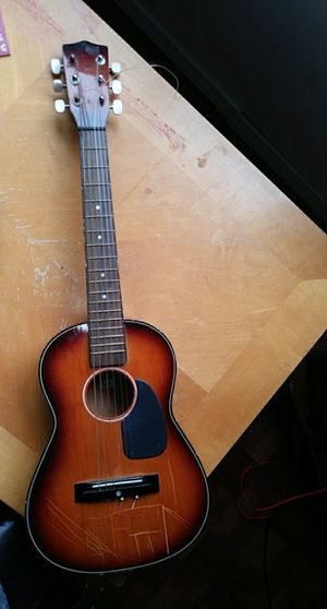 Small 6 string guitar for Sale in Anchorage, AK