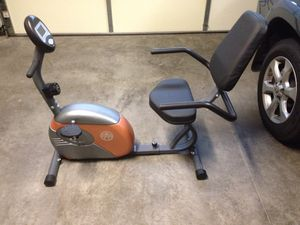 Marcy Recumbent Exercise Bike for Sale in Glen Allen, VA