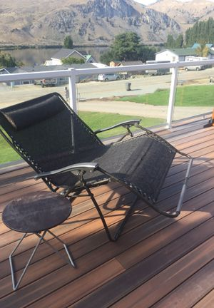 Double gravity chair for Sale in Orondo, WA