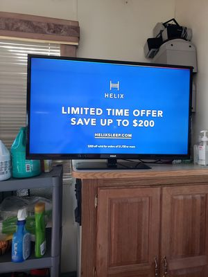 Tv RCA 42pulgadas flat creen good condition for Sale in Gilroy, CA