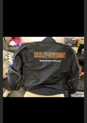 Harley Davidson Motorcycle Jacket for Sale in Eastampton Township, NJ