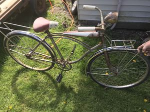 Great antique bicycle for Sale in Elmira, NY