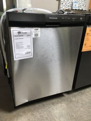 New Frigidaire Stainless Steel Dishwasher w/ 1 Year Factory Warranty💥 for Sale in Chandler, AZ