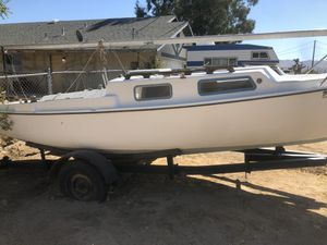 Sailboat for Sale in Hesperia, CA