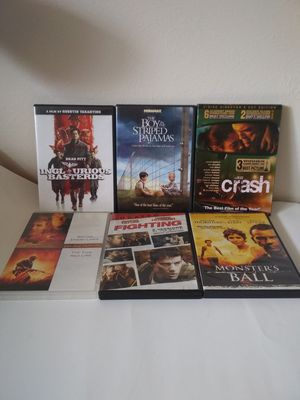 Drama/Action DVDs Movies Bundle. I can do shipping for Sale in Longmont, CO